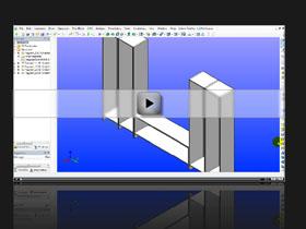 Parametrisch interieur opbouwen
