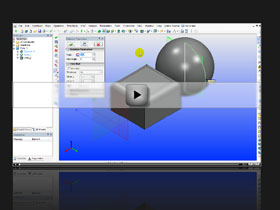 Eenvoudig en snel modelleren in T-flex